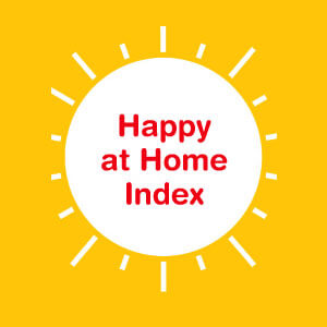 Rightmove's Happy At Home Index